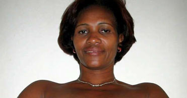 Femme black cherche homme câlin