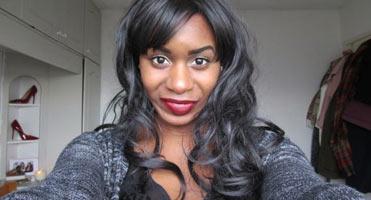 Femme noire de Reims pour tchat webcam