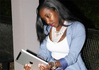 Femme black sur Toulouse pour flirt